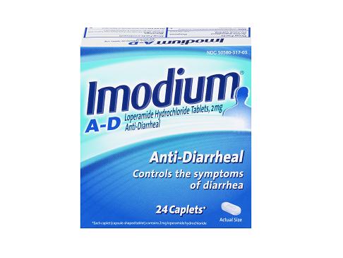 IMODIUM® A-D Caplets | IMODIUM®